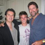 Jon/Jack Heston & Fraser Heston
